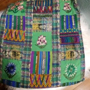 Handbags - Authentic  made embroidered Guatemalan hippie bag